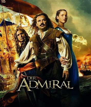 Der Admiral - Kampf um Europa (2015) (Metalpack, Limited Edition)