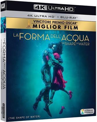 La forma dell'acqua (2017) (4K Ultra HD + Blu-ray)