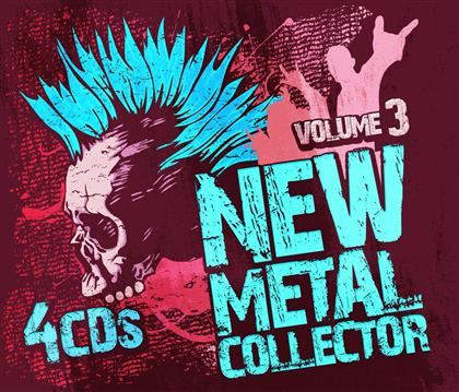 New Metal Collector Vol.3 (4 CDs)