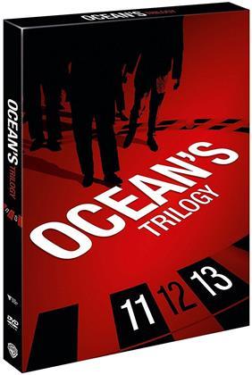 Ocean's Trilogia (3 DVDs)