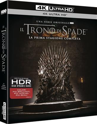 Il Trono di Spade - Stagione 1 (4 4K Ultra HDs)