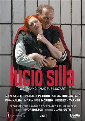 Orchestra of the Teatro Real Madrid, Ivor Bolton, … - Mozart - Lucio Silla (Bel Air Classique, 2 DVDs)
