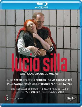 Orchestra of the Teatro Real Madrid, Ivor Bolton, … - Mozart - Lucio Silla (Bel Air Classique)