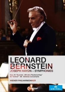 Wiener Philharmoniker & Leonard Bernstein (1918-1990) - Haydn - Symphonies Nos. 94, 99 & 82 (C Major, Unitel Classica)
