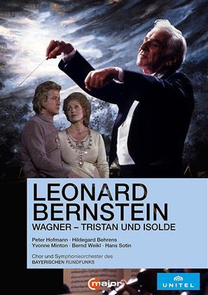 Orchester des Bayerischen Rundfunks, Leonard Bernstein (1918-1990), … - Wagner - Tristan & Isolde (C Major, Unitel Classica, 3 DVDs)