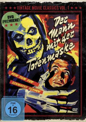 Der Mann mit der Totenmaske (1946) (Vintage Movie Classics, n/b, Edizione Limitata)
