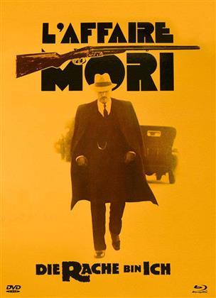L'affaire mori - Die Rache bin ich (1977) (Cover C, Eurocult Collection, Limited Edition, Mediabook, Uncut, Blu-ray + DVD)