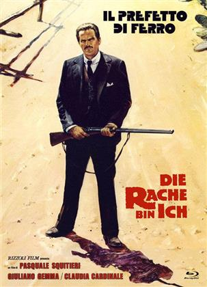 Die Rache bin ich - Il prefetto di ferro (1977) (Cover A, Eurocult Collection, Limited Edition, Mediabook, Uncut, Blu-ray + DVD)