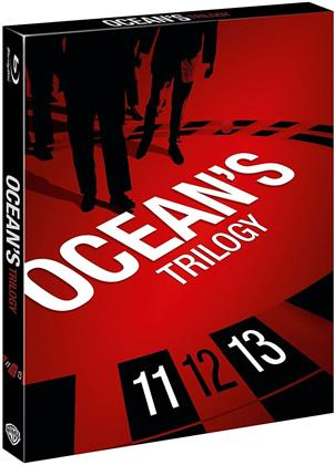 Ocean's Trilogia (Neuauflage, 3 Blu-rays)