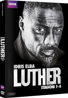 Luther - Stagioni 1-4 (7 DVD)