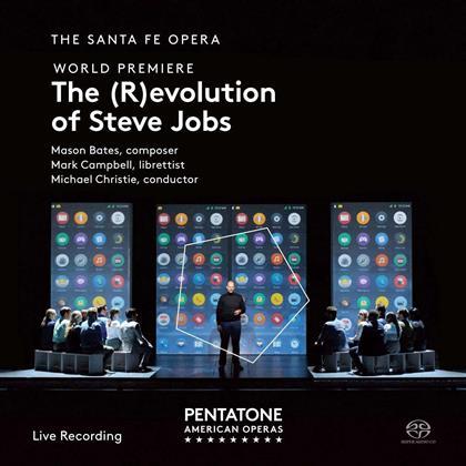 Santa Fe Opera & Mason Bates - The (R)evolution Of Steve Jobs (2 SACDs)