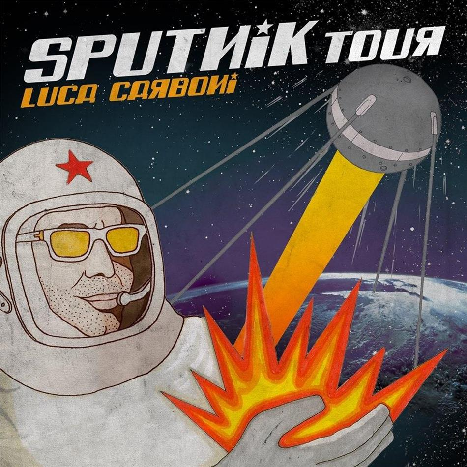 "Luca Carboni - Sputnik (Limited Edition, Green Transparent Vinyl, 12"" Maxi)"