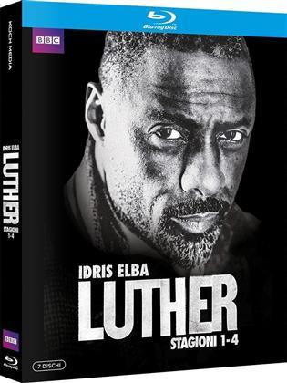 Luther - Stagioni 1-4 (5 Blu-rays)