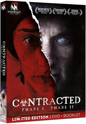 Contracted - Phase 1 / Phase 2 (Edizione Limitata, 2 DVD)