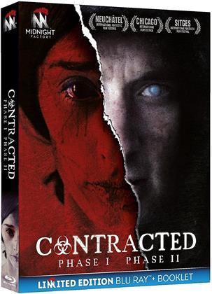 Contracted - Phase 1 / Phase 2 (Edizione Limitata, 2 Blu-ray)