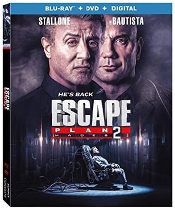 Escape Plan 2 - Hades (2018) (Blu-ray + DVD)
