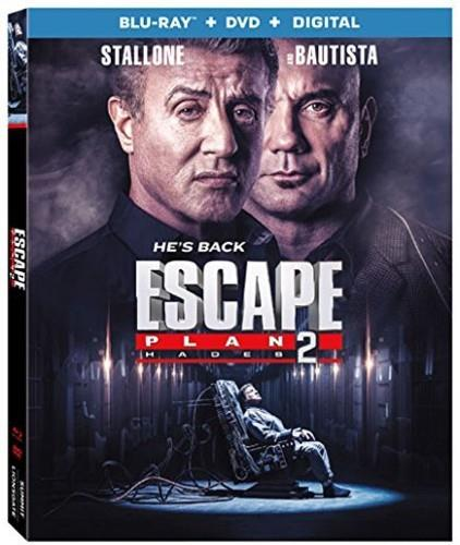 Escape Plan 2 - Hades (2018) (Blu-ray + DVD)