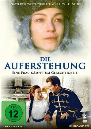 Die Auferstehung - Eine Frau kämpft um Gerechtigkeit (2001) (2 DVDs)