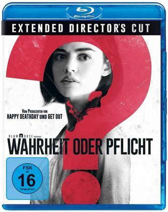 Wahrheit oder Pflicht (2018) (Director's Cut, Extended Edition)