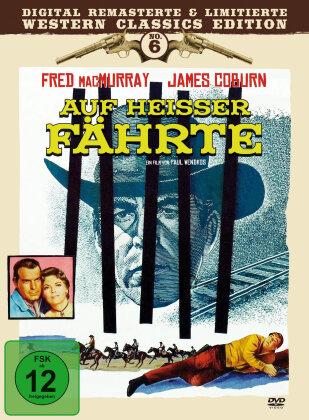 Auf heisser Fährte (1959) (Limited Edition, Mediabook, Remastered)