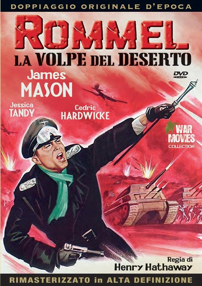 Rommel - La volpe del deserto (1951) (War Movies Collection, Doppiaggio Originale D'epoca, n/b, Versione Rimasterizzata)
