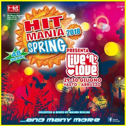 Hit Mania Spring 2018 (2 CDs)