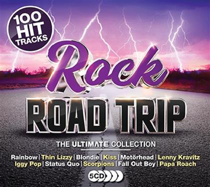 Ultimate Rock Road Trip (5 CDs)