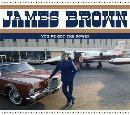 James Brown - You've Got The Power (Digipack, Limited Edition, 3 CDs)