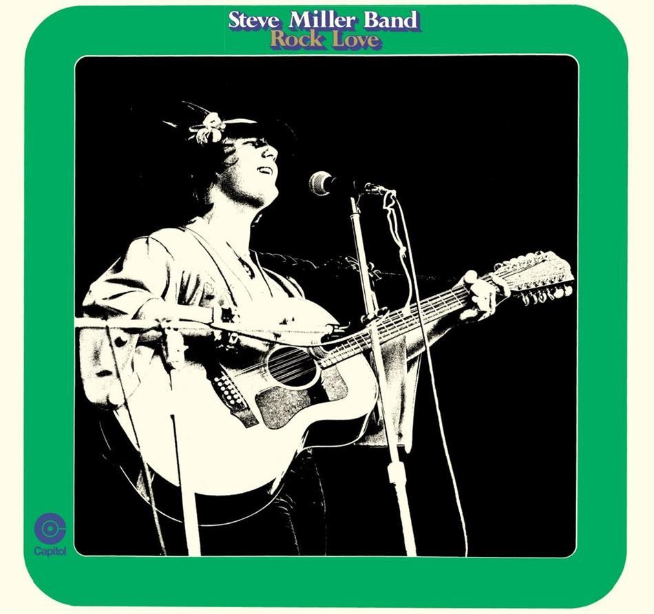 Steve Miller - Rock Love (Limited Edition, Remastered)