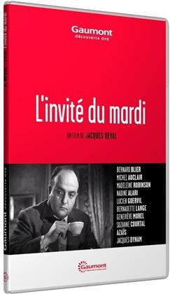 L'invité du mardi (1950) (Collection Gaumont Découverte, s/w)