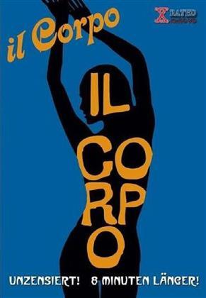 Il corpo (1974) (Kleine Hartbox, Unzensiert, Uncut)