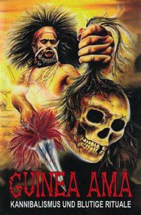 Guinea Ama - Kannibalismus und blutige Rituale (1974) (Grosse Hartbox, Uncut)