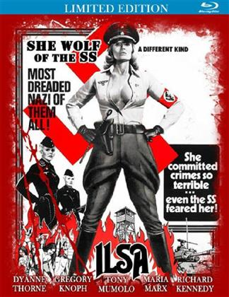 Ilsa - She Wolf of the SS (1975) (Cover C, Limited Edition, Uncut)