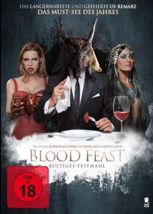 Blood Feast - Blutiges Festmahl (2016)