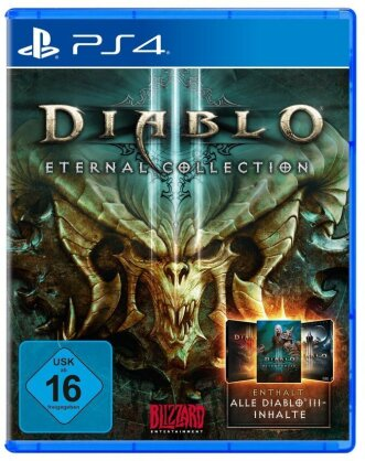 Diablo III (German Eternal Collection )