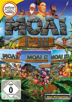 Moai Trilogie