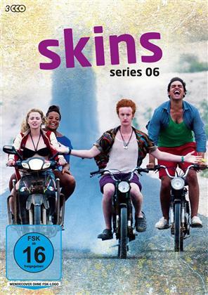 Skins - Staffel 6 (2 DVDs)