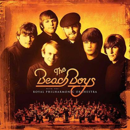 Beach Boys & Royal Philharmonic Orchestra - Beach Boys With The Royal Philharmonic Orchestra