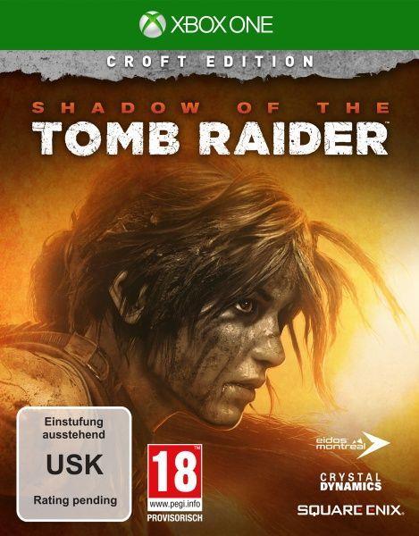 Shadow of the Tomb Raider (Croft Edition)