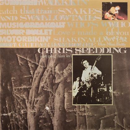 Chris Spedding - Just Plug Him In