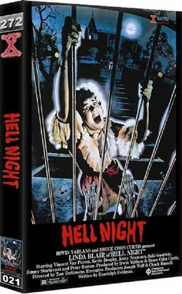 Hell Night (1981) (Grosse Hartbox, Cover A, Uncut)