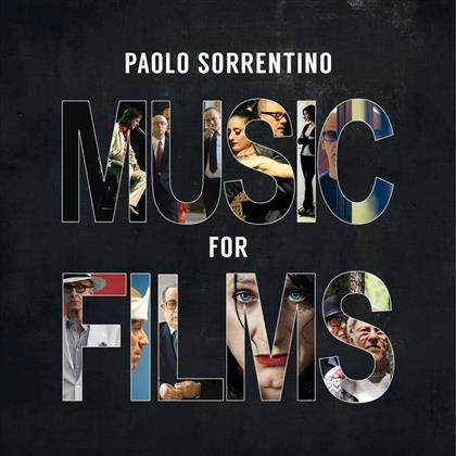 Paolo Sorrentino - Music For Films (2 CDs)