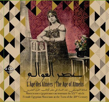 Age Of Almehs - L'Age Des Almées (4 CDs)