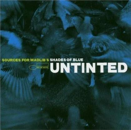 Madlib - Untinted: Sources For Madlib's Shades Of Blue (Music On Vinyl, 2018 Reissue, 2 LPs)