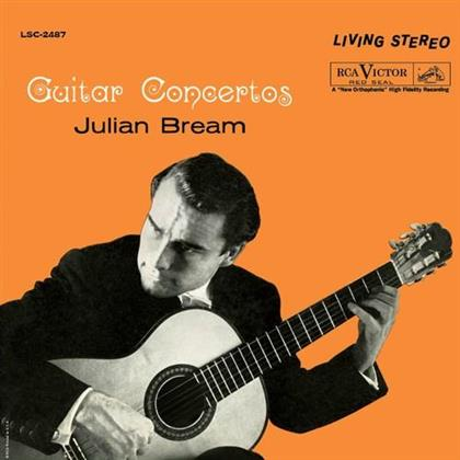 Julian Bream - Guitar Concertos (LP)