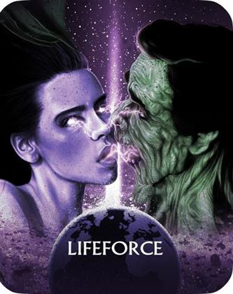 Lifeforce (1985) (Limited Edition, Steelbook)