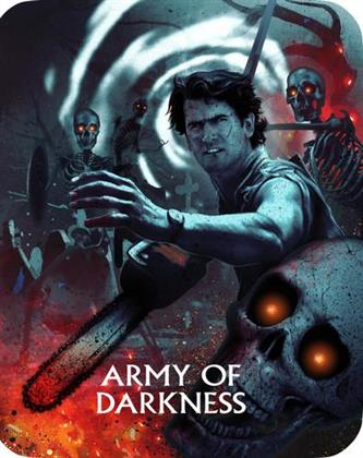 Army Of Darkness (1992) (Limited Edition, Steelbook)