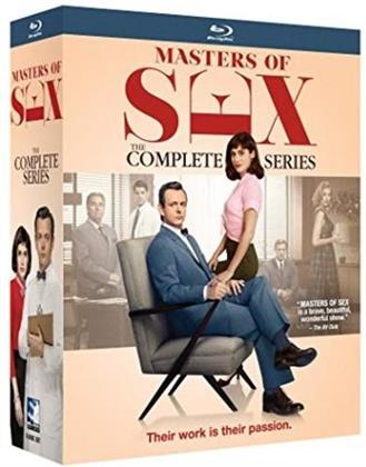 Masters Of Sex - The Complete Series (5 Blu-rays)