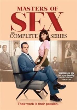 Masters Of Sex - The Complete Series (8 DVDs)