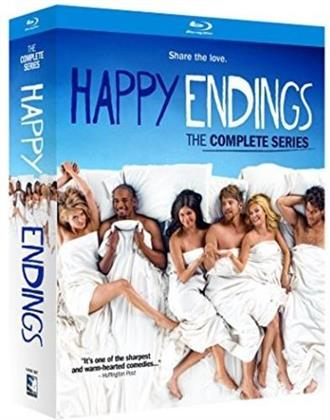 Happy Endings - The Complete Series (6 Blu-rays)
